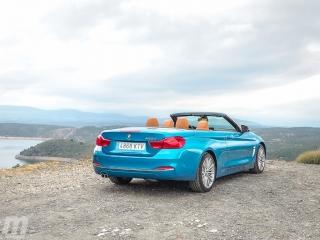 Fotos prueba BMW 420d Cabrio (F33) Foto 20