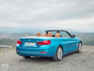 Fotos prueba BMW 420d Cabrio (F33) Foto 21