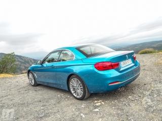 Fotos prueba BMW 420d Cabrio (F33) Foto 24