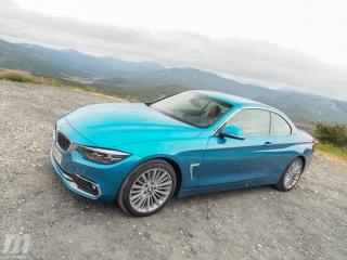 Fotos prueba BMW 420d Cabrio (F33) Foto 25