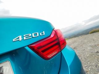 Fotos prueba BMW 420d Cabrio (F33) Foto 32