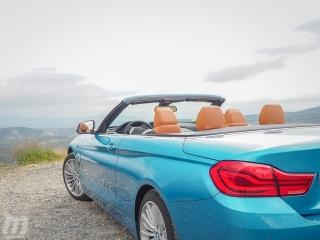 Fotos prueba BMW 420d Cabrio (F33) Foto 33