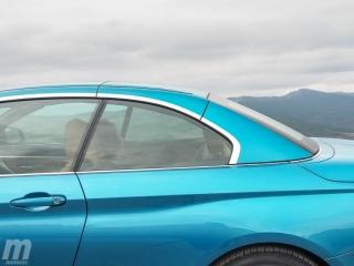 Fotos prueba BMW 420d Cabrio (F33) Foto 34
