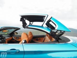 Fotos prueba BMW 420d Cabrio (F33) Foto 43