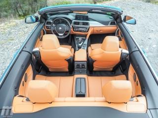 Fotos prueba BMW 420d Cabrio (F33) Foto 54