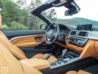 Fotos prueba BMW 420d Cabrio (F33) Foto 56