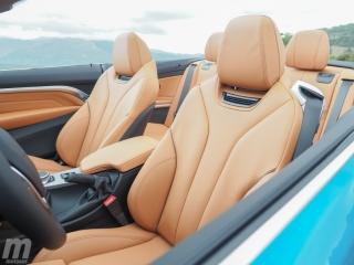Fotos prueba BMW 420d Cabrio (F33) Foto 57