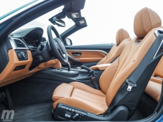 Fotos prueba BMW 420d Cabrio (F33) Foto 58