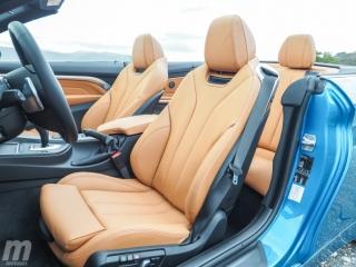 Fotos prueba BMW 420d Cabrio (F33) Foto 59