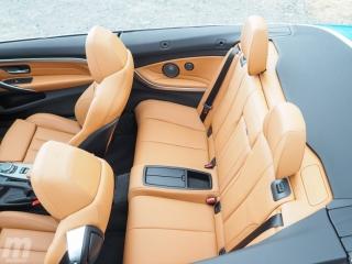 Fotos prueba BMW 420d Cabrio (F33) Foto 61