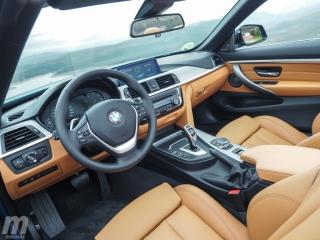 Fotos prueba BMW 420d Cabrio (F33) Foto 66