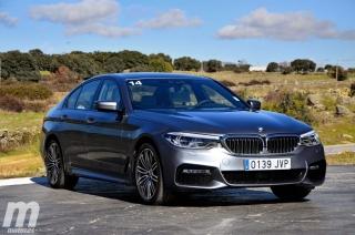 Fotos prueba BMW Serie 5 G30 - Foto 1