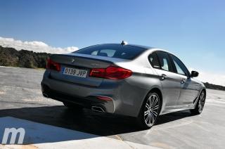 Fotos prueba BMW Serie 5 G30 - Foto 2