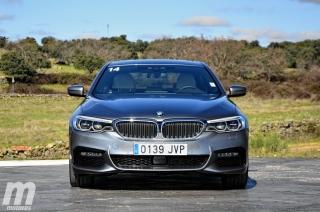 Fotos prueba BMW Serie 5 G30 - Foto 3