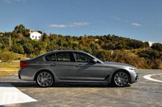 Fotos prueba BMW Serie 5 G30 - Foto 4