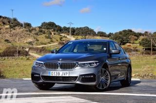 Fotos prueba BMW Serie 5 G30 - Foto 5