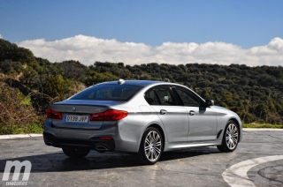 Fotos prueba BMW Serie 5 G30 - Foto 6