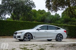 Fotos prueba BMW Serie 6 GT 2018 Foto 1