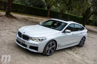 Foto 3 - Fotos prueba BMW Serie 6 GT 2018