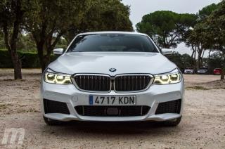 Foto 4 - Fotos prueba BMW Serie 6 GT 2018