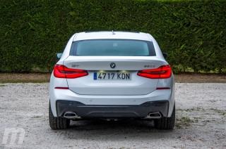 Fotos prueba BMW Serie 6 GT 2018 Foto 5