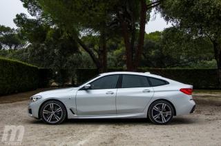 Fotos prueba BMW Serie 6 GT 2018 Foto 6