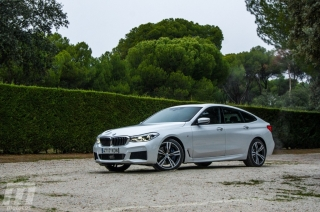 Fotos prueba BMW Serie 6 GT 2018 Foto 9