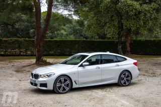 Fotos prueba BMW Serie 6 GT 2018 Foto 10