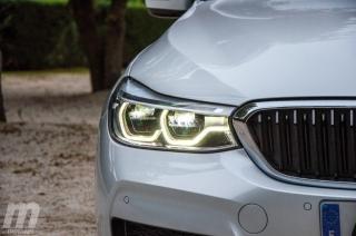 Fotos prueba BMW Serie 6 GT 2018 Foto 12