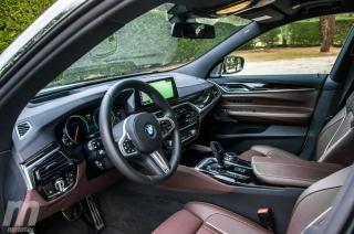 Fotos prueba BMW Serie 6 GT 2018 Foto 15