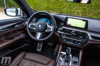 Fotos prueba BMW Serie 6 GT 2018 Foto 17