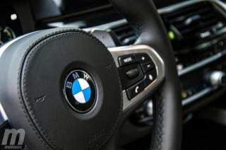 Fotos prueba BMW Serie 6 GT 2018 Foto 19