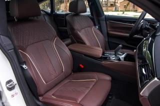 Fotos prueba BMW Serie 6 GT 2018 Foto 24