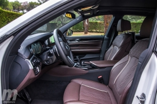 Fotos prueba BMW Serie 6 GT 2018 Foto 25