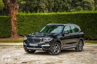 Fotos prueba BMW X3 2018 - Foto 1