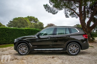 Fotos prueba BMW X3 2018 - Foto 2