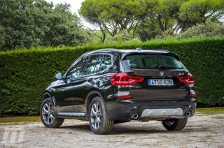 Fotos prueba BMW X3 2018 - Foto 3