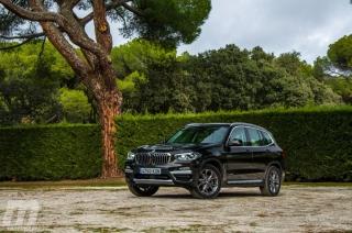 Fotos prueba BMW X3 2018 - Foto 4