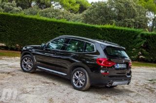 Fotos prueba BMW X3 2018 - Foto 6