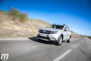 Foto 2 - Fotos prueba Dacia Sandero 2019