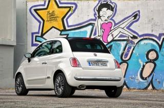 Foto 1 - Fotos prueba Fiat 500C 1.3 Multijet