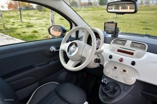 Fotos prueba Fiat 500C 1.3 Multijet Foto 5