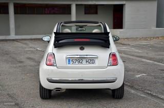 Fotos prueba Fiat 500C 1.3 Multijet Foto 8
