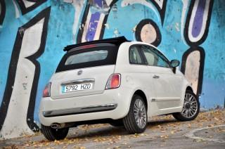 Fotos prueba Fiat 500C 1.3 Multijet Foto 9