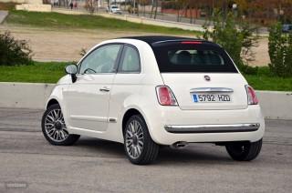 Fotos prueba Fiat 500C 1.3 Multijet Foto 12