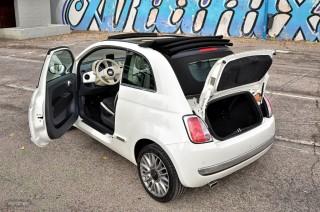 Fotos prueba Fiat 500C 1.3 Multijet Foto 15