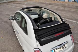 Fotos prueba Fiat 500C 1.3 Multijet Foto 16