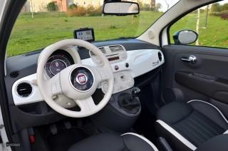 Fotos prueba Fiat 500C 1.3 Multijet Foto 32