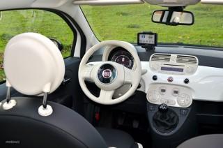 Fotos prueba Fiat 500C 1.3 Multijet Foto 33