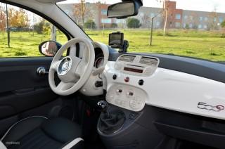 Fotos prueba Fiat 500C 1.3 Multijet Foto 34